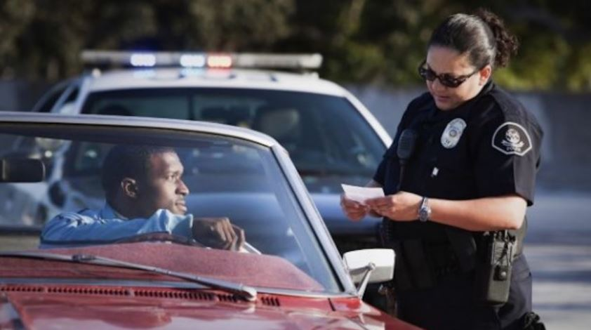 Does racial profiling lead to more criminal charges?