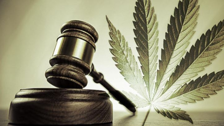 How will new marijuana laws affect the criminal pardon system?